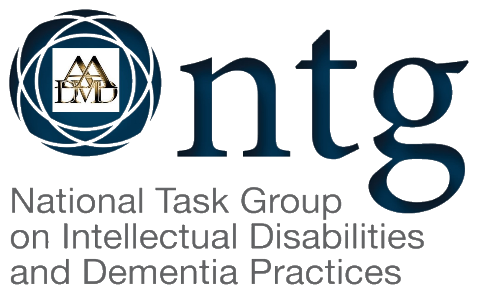 National Task Group on Intellectual Disabilities and Dementia Practices logo