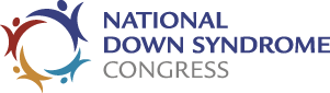 National Down Syndrome Congress logo