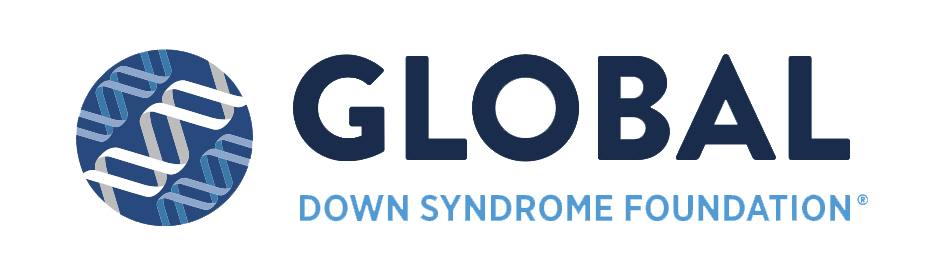 Global Down Syndrome logo