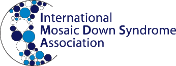 International Mosaic Down Syndrome Association logo