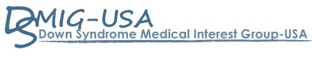 Down Syndrome Medical Interest Group-USA logo